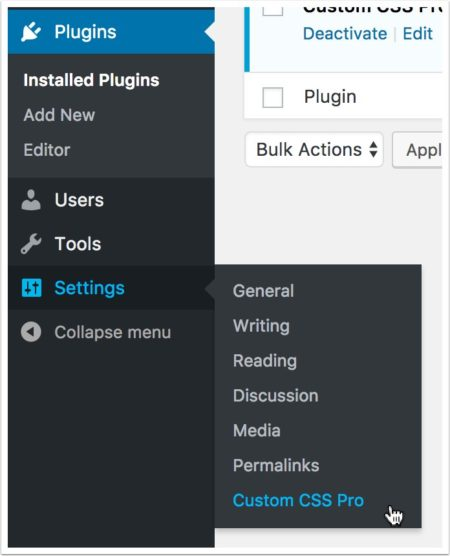 check-the-plugin-settings